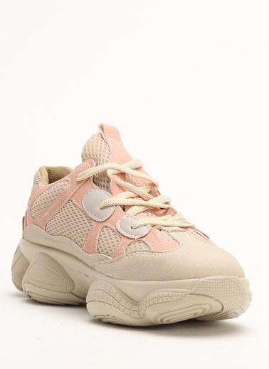 Shoes1441 Ayakkabı Bej